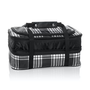 Thirty-One Perfect Party Set in Perfectly Plaid